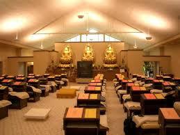 FYM women's meditation hall